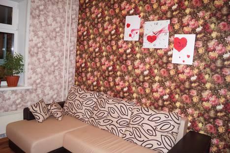 Сдается 2-комнатная квартира посуточно в Шерегеше, ул. Дзержинского 21/1.