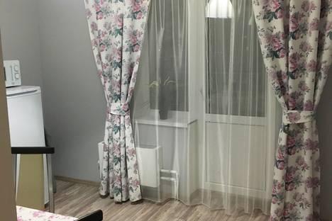 Сдается 1-комнатная квартира посуточно в Верхней Пышме, ул. Орджоникидзе 9.