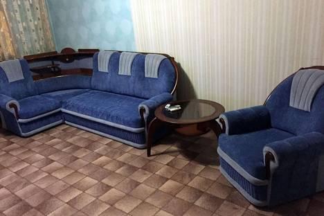 Сдается 1-комнатная квартира посуточно в Комсомольске-на-Амуре, улица Гагарина 16.