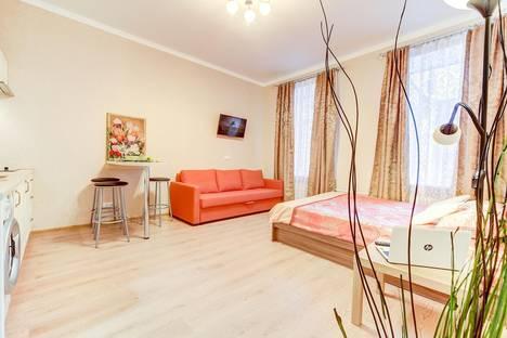 Сдается 1-комнатная квартира посуточнов Санкт-Петербурге, Пушкинская улица, 9.