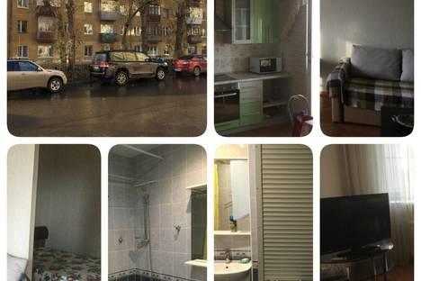 Сдается 1-комнатная квартира посуточнов Екатеринбурге, Красный переулок, 19.