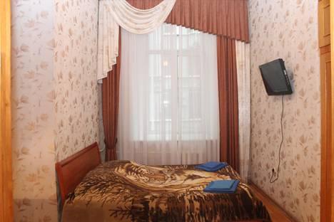 Сдается 1-комнатная квартира посуточнов Пушкине, Садовая улица, 32.