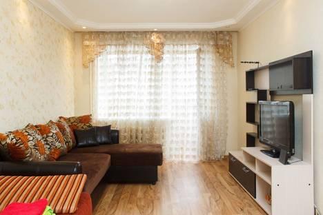 Сдается 2-комнатная квартира посуточно, улица Кирова, 43.