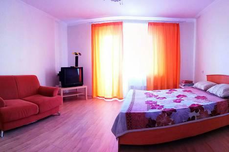 Сдается 1-комнатная квартира посуточно в Магнитогорске, проспект Ленина, 133.