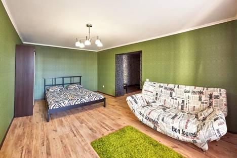 Сдается 1-комнатная квартира посуточнов Кургане, улица Карельцева, 101.