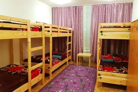 Сдается 1-комнатная квартира посуточно в Курске, ул. 50 лет Октября д.96 ГОСТИНИЦА (Хостел).