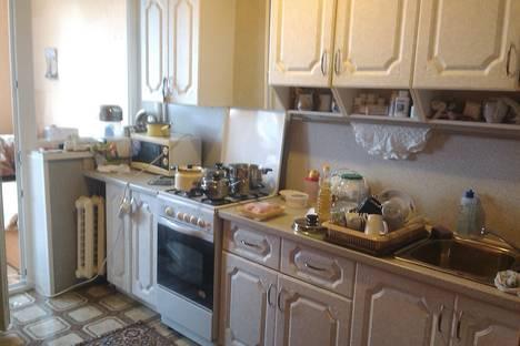 Сдается 1-комнатная квартира посуточно в Астрахани, улица Сун Ят-Сена.