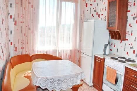Сдается 1-комнатная квартира посуточно в Междуреченске, бульвар Медиков, 10.