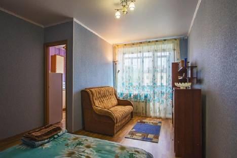 Сдается 1-комнатная квартира посуточнов Междуреченске, проспект Коммунистический, 35.