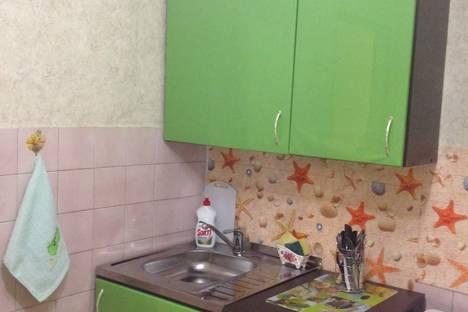 Сдается 1-комнатная квартира посуточнов Ленинске-Кузнецком, проспект Кирова, 108.