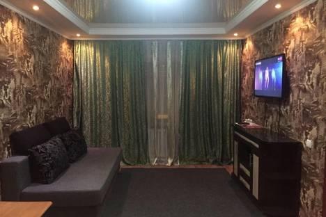 Сдается 1-комнатная квартира посуточнов Таразе, ул. Толе би, 58.