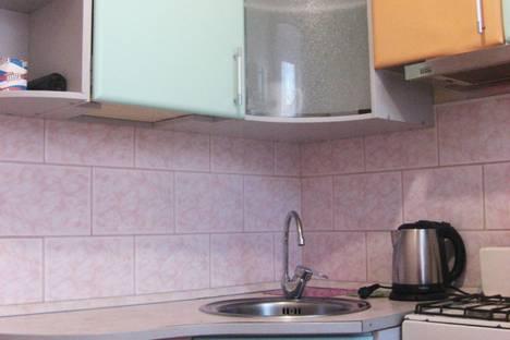 Сдается 1-комнатная квартира посуточнов Кирове, ул. Володарского, 75.