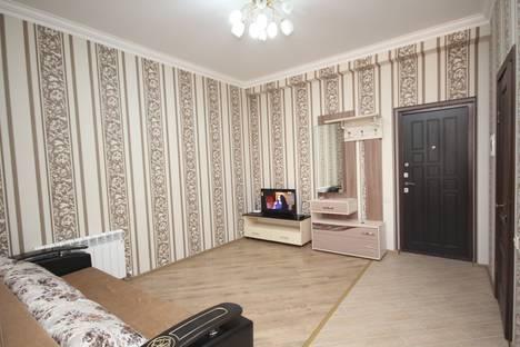 Сдается 2-комнатная квартира посуточно в Адлере, улица Станиславского, 8.