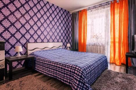 Сдается 1-комнатная квартира посуточно в Ярославле, улица Некрасова, 9.