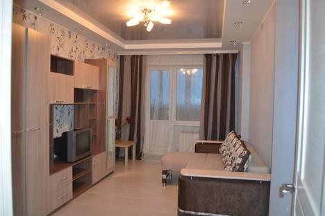 Сдается 1-комнатная квартира посуточнов Новосибирске, улица Крылова, 34.