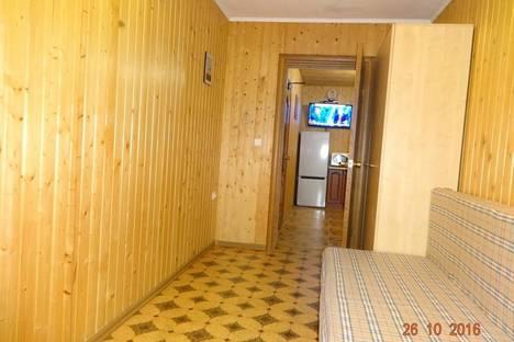 Сдается 1-комнатная квартира посуточнов Калининграде, улица Лесопарковая, 31А.