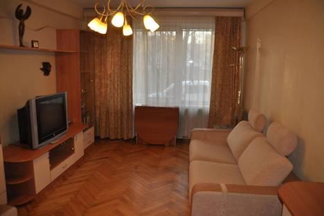 Сдается 2-комнатная квартира посуточнов Санкт-Петербурге, улица Белы Куна, 6 корпус 2.