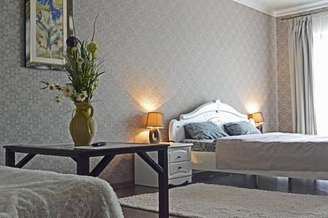 Сдается 1-комнатная квартира посуточно в Бресте, улица Октябрьской Революции 7.