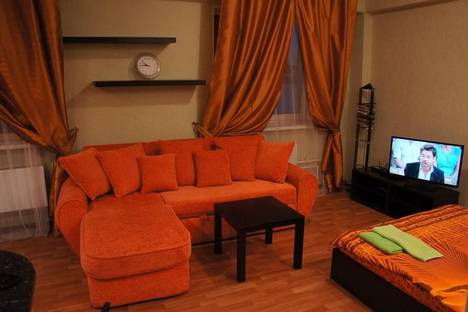 Сдается 1-комнатная квартира посуточно в Иркутске, Дальневосточная улица 164/8.