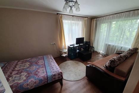 Сдается 1-комнатная квартира посуточно в Новосибирске, Морской проспект, 13.
