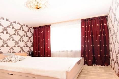 Сдается 2-комнатная квартира посуточно в Бресте, проспект Машерова, 80.