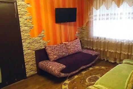 Сдается 2-комнатная квартира посуточнов Лиде, улица Адама Мицкевича 25.