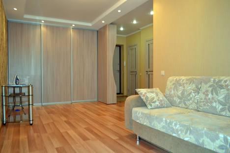 Сдается 1-комнатная квартира посуточнов Казани, улица Четаева, 16В корпус 1.