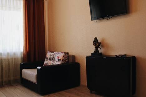 Сдается 3-комнатная квартира посуточно в Барановичах, ул. Советская 84.
