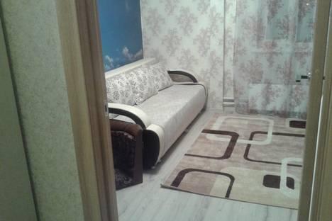 Сдается 1-комнатная квартира посуточнов Тюмени, улица Верхнетарманская 5.