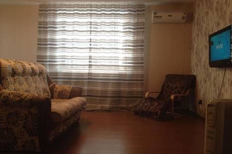 Сдается 2-комнатная квартира посуточнов Хабаровске, Шеронова 8/1.