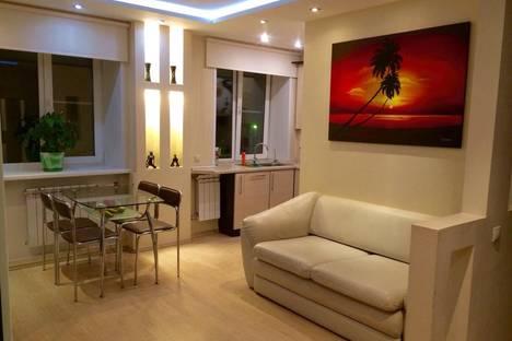 Сдается 3-комнатная квартира посуточно в Ярославле, г. , ул. Добрынина, 24А.