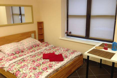Сдается 1-комнатная квартира посуточнов Красногорске, Мякининское шоссе, 20.