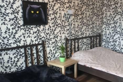 Сдается 1-комнатная квартира посуточно в Воронеже, Путиловская 18.
