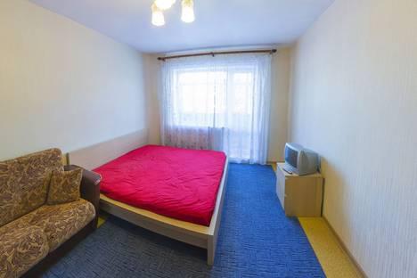 Сдается 1-комнатная квартира посуточно в Новосибирске, улица Героев Труда, 33А.