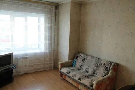 Сдается 1-комнатная квартира посуточно в Улан-Удэ, улица Смолина, 81.
