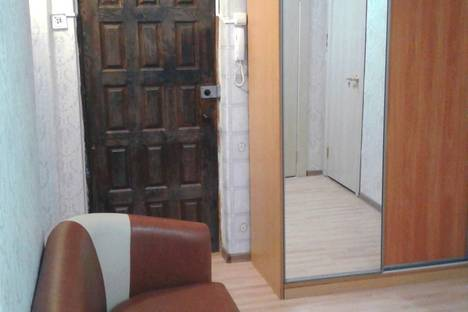 Сдается 3-комнатная квартира посуточнов Тюмени, ул. Институтская, 6.