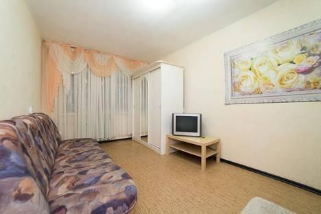 Сдается 1-комнатная квартира посуточно в Челябинске, улица Сони Кривой д.49а.