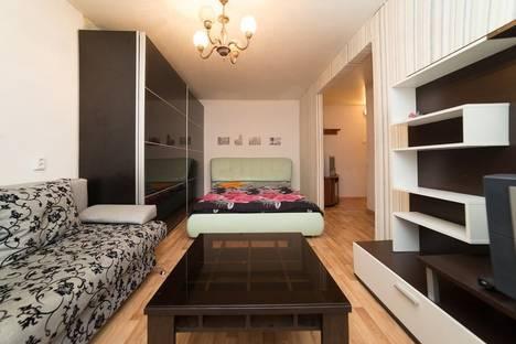 Сдается 1-комнатная квартира посуточно в Челябинске, улица Елькина д.80.