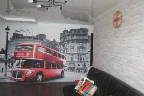 Сдается 3-комнатная квартира посуточно в Перми, ул. Баумана, 29А.