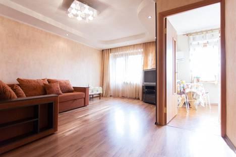 Сдается 2-комнатная квартира посуточнов Челябинске, проспект Победы, 179.