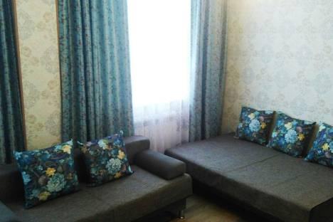 Сдается 1-комнатная квартира посуточнов Омске, проспект Мира, 9/2.