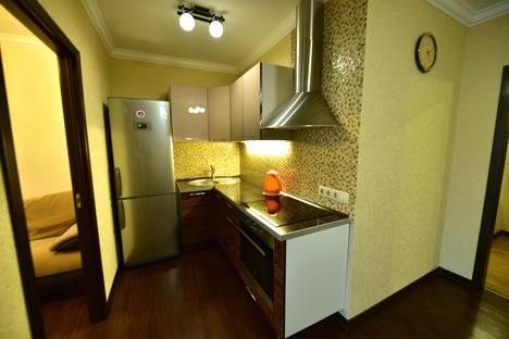 Сдается 2-комнатная квартира посуточнов Сочи, улица Горького, 87.