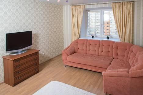 Сдается 2-комнатная квартира посуточно в Казани, улица Павлюхина, 99Б.