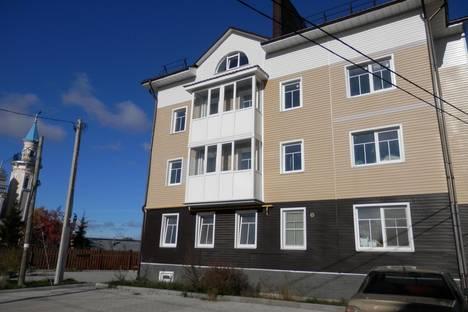 Сдается 1-комнатная квартира посуточнов Вологде, улица Горького 7.