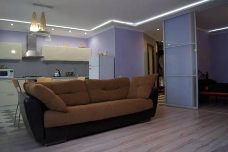 Сдается 1-комнатная квартира посуточнов Твери, Луначарского улица, 32.