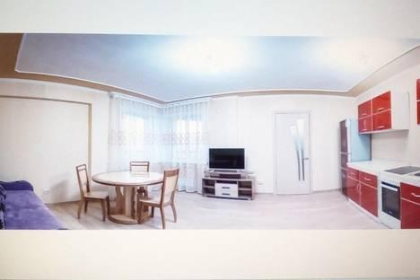 Сдается 2-комнатная квартира посуточно в Улан-Удэ, улица Боевая 5в.