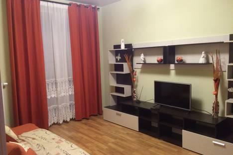Сдается 2-комнатная квартира посуточнов Санкт-Петербурге, улица Оптиков, 34 корпус 1.