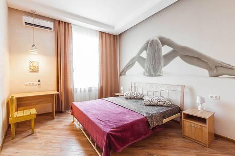 Сдается 1-комнатная квартира посуточно в Одессе, вулиця Леха Качинського, 5.