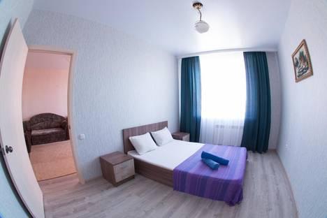 Сдается 2-комнатная квартира посуточно в Костанае, улица Алтынсарина 32.