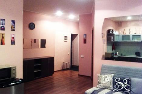 Сдается 2-комнатная квартира посуточно в Зеленой поляне, ГЛЦ Банное, ЖК Алтынай.